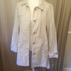 GAP Jackets & Coats - Gap Ladies  Trench coat (Lg)